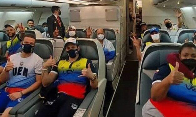 ✅ Generación de Oro regresa a Venezuela este martes ✅
