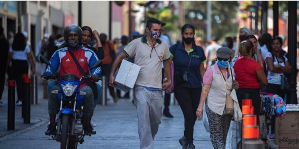 ✅ Arranca nueva semana de flexibilización de la cuarentena en Venezuela ✅