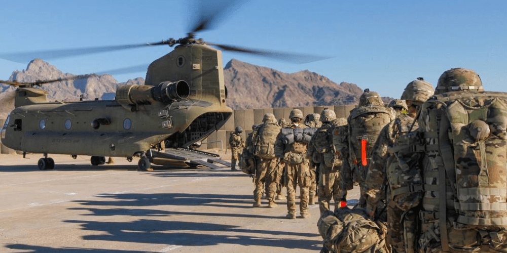 Biden proclama el fin del intervencionismo estadounidense en Afganistán