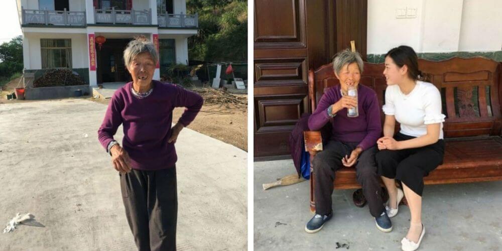 mujer-que-adopto-una-bebe-abandonada-hace-25-años-ahora-recibe-regalo-de-ella-hu-feliz-con-su-hija-movidatuy.com