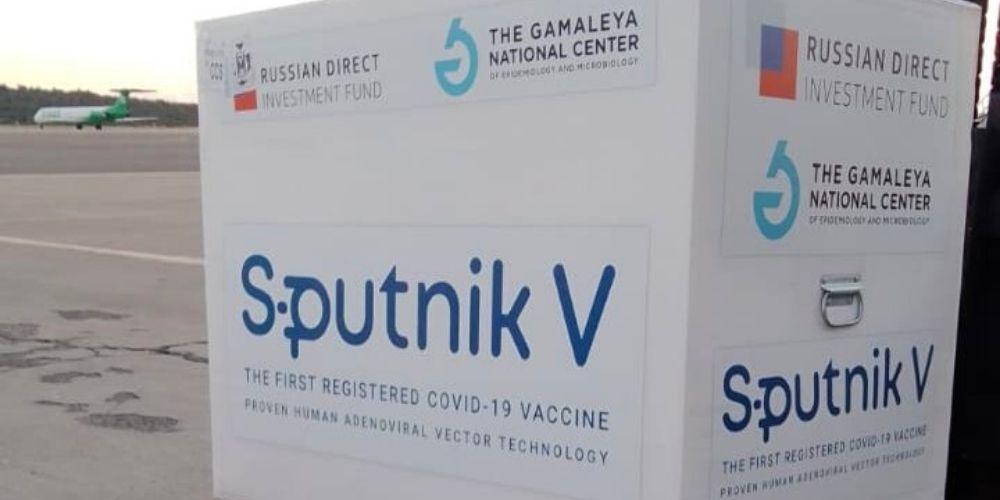 ✅ Nuevo lote de vacunas Sputnik V llegó al país este lunes ✅