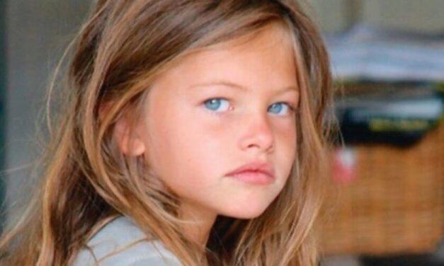 """😮 Así luce hoy en día la """"niña más linda del mundo"""" en la Semana de la Moda 😮"""