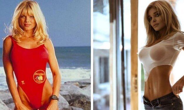 😮 Así luce hoy la estrella de Baywatch Donna D'Errico a sus 53 años 😮
