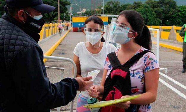 ✅ Estos son los horarios para transitar por la frontera con Colombia ✅