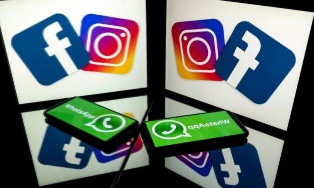 😮 Facebook, Instagram y WhatsApp sufren caída masiva este lunes 😮