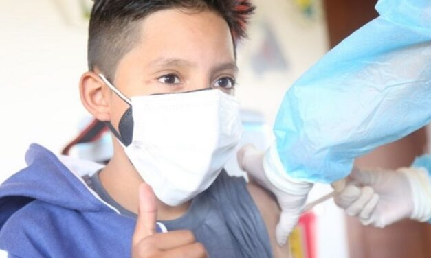 ✅ Jóvenes mayores de 12 años serán vacunados contra el Covid-19 este 25 de Octubre ✅