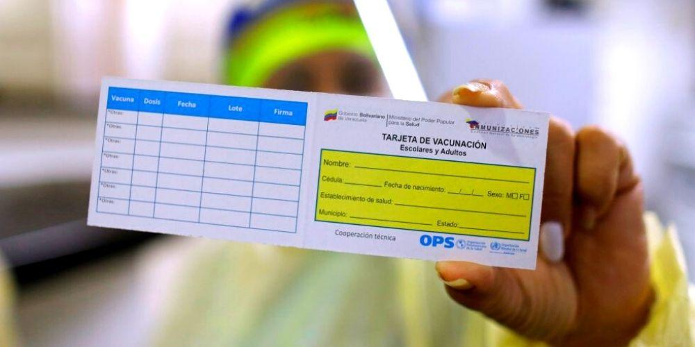 ✅ Ministerio de Salud desmiente solicitud del carnet de vacunación para entrar a lugar públicos ✅