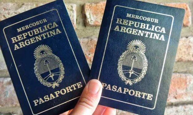 ✅ Pasos a seguir para tramitar el pasaporte argentino ✅